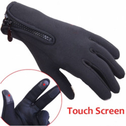 Outdoor Winter Sports Cycling Skiing Touch Screen Gloves