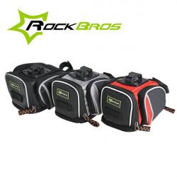 ROCKBROS Bicycle Saddle Rear Seat Tail Bag Waterproof Bag