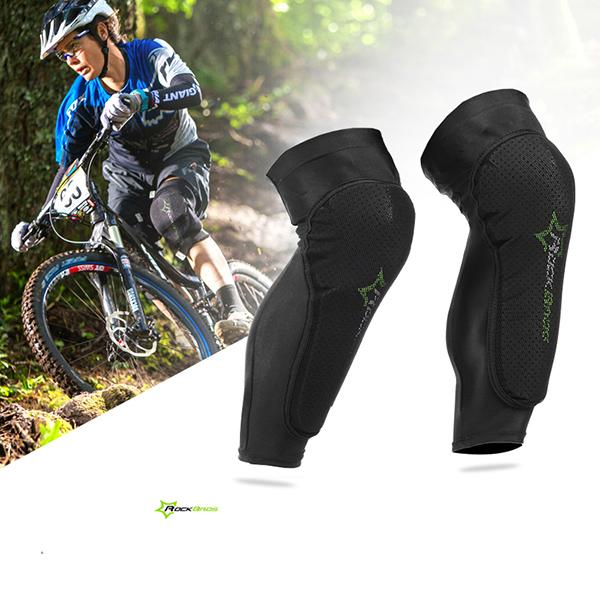ROCKBROS Cykling Anti-kollision Kneepad Protective Shin Covers Cykel