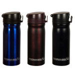 ROSWHEEL Stainless Steel Thermal Bicycle Sports Water Bottle 350ml Cycling