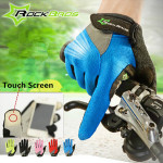 RockBros Bike Sports Cycling Skiing Touch Screen Shockproof Gloves Cycling