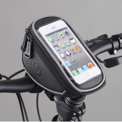 ROSHjul 1.2L Vandtæt Bike Cykling Front Ramme Handlebar Bag