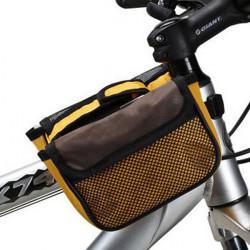 Roswheel Fahrradrahmen Double Bag Fahrrad Frontseiten Schlauch Beutel