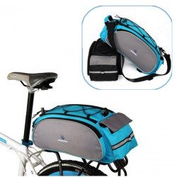 Roswheel Fahrrad Rear Seat Hecktasche Pannier Doppelseiten