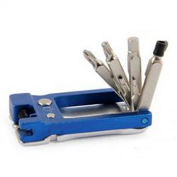 19 Sahoo in ein Fahrrad Reparatur Multifunktionswerkzeuge Schraubenschlüssel Tool