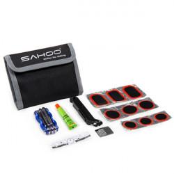 Sahoo Multifunktionell Bike Däck Reparationsverktyg Set Cykel Tool Kit