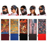 SAHOO Multifunctional Windproof Bicycle Bike Head Scarf Warm Scarf Cycling
