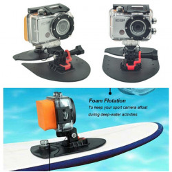 Sport Camera Surfboard Surfing Mount Kit Surf Mounts Plug for Surfing