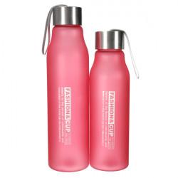 Sport Camping Reisen Tragbare Frosted Wasserflasche