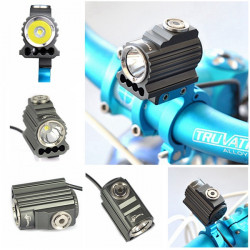 Trust TR-D017 CREE XM-L2 LED Cykelbelysning Ficklampa