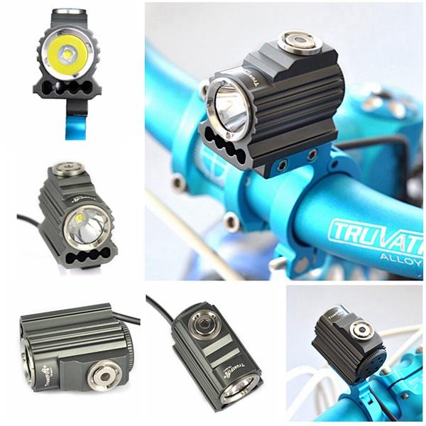 Trustfire TR-D017 CREE XM-L2 LED Bike Headlight Headlamp Torch Cycling