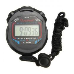 Vandtæt Digital Chronograph Timer Stopur Counter Sportsur