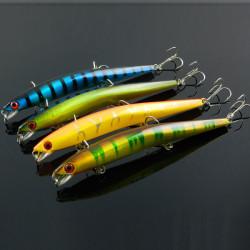 13cm Minnow Plast Fiskeri Hard Bait Bass Fiskeri Lure