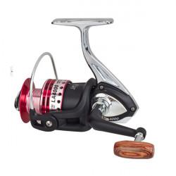 2st Fiskerulle LA3000A + LA4000A Spinning Fiskerulle Bass Fiskedrag