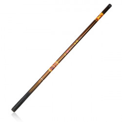 3.6-6.3M Fibre Glass Hand Fishing Rod Telescopic Fishing Tackle