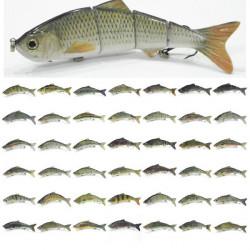 4 Segments Hard Crankbait Lure Fishing Lure Bait 15CM/35G