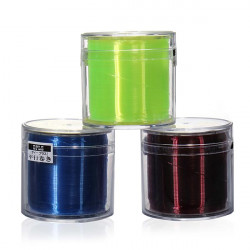 500M Angelschnur Qualitäts Nylon Angelschnur 4 Farben