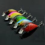 6.5cm Biomimetic Fiskegrej Endegrej Bass Hooks Fiskeri