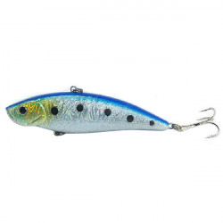 9.5CM 37G Vib Lure Fishing Lifelike Fishing Bait with Hooks HD-95-02