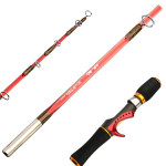 Baitcasting Spinning Ultrashort Ice Fiskespö Suit Fishing Tackle Fiske