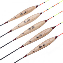 Balsa Wood Fishing Floats Fish Drift Fishing Accessories