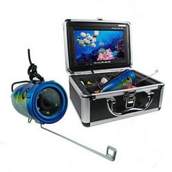 Color TFT Underwater Fish Finder Video Camera Monitor Standard Set