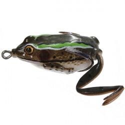 Crankbaits Tackle Beten Ray Frog Fiske Lockbete Sötvatten Bass 40mm