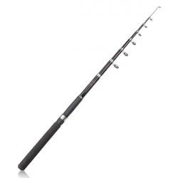 Fibre Glass Portable Telescopic Fishing Rod Spinning Sea Fishing Pole