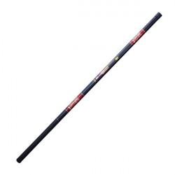 Glasfiber Strömmar Pole Portable Ultra Lätt Fiskespö 2.7-5.4m