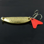 Fishing Lures Metal Spinnerbait Fishing Tackle Paillette Spoon Lures Fishing