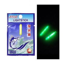Fishing Tackle Night Fishing Fluorescent Light Glow Stick 2.9cm*25mm