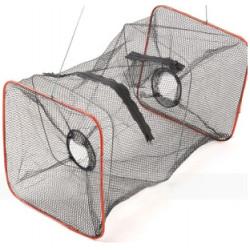 Faltbare Zips One Crab Elritze Crawdad Garnele Fischen Blockierform Net
