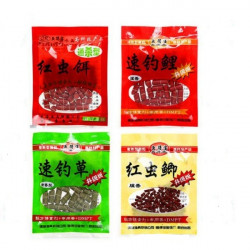 Granular Fishing Hook Baits Faint Scent And Fishy Smell Fishing Lures