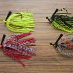 Bly Hoved Hook Endegrej Rubber Jig Hoved Crank Enkeltkroge Tassel Fiskeri