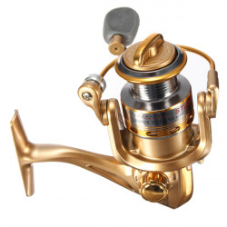 Left Right 5.1:1 8BB Ball Bearing Fishing Spinning Reels
