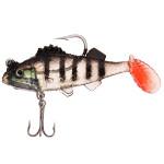 Luminous Bionic Package Lead Fish Lure Bass Bait Lead Head Hook Fishing