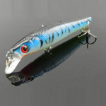 Minnow Tailless Fishing Baits Floating Bass Walleye Crappie Fish Lure Fishing