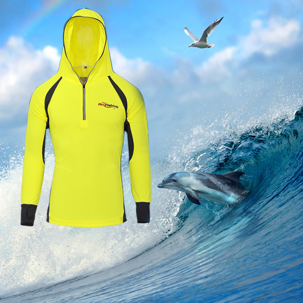 Outdoor Fishing Sunscreen Mosquito Anti-uv Breathable Clothes Fishing