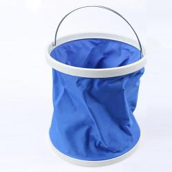 Udendørs Sammenfoldelig Camping Fiskeri Washing Bag Basin Waterpot Bucket