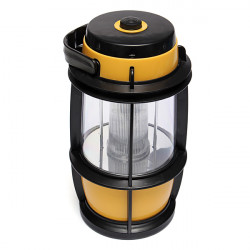 Bærbar Justerbar Fiskeri Lamp Vandring LED Camping Telt Lanterne