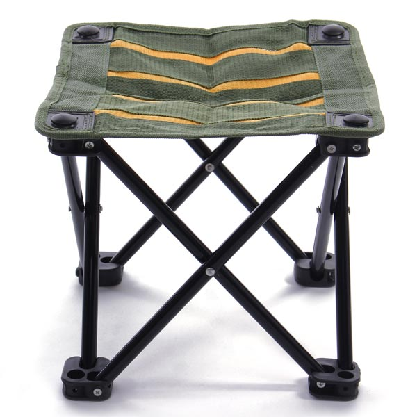 Portable Fishing Chair Campstool Mini Folding Stool Fishing Tackle Fishing
