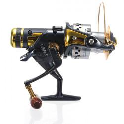 SW60 Spinnehjul 9 + 1Ball Bearing Baitrunner Fiskehjul