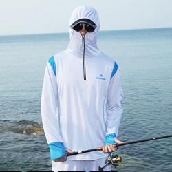 Sports Set Anti-UV Quick Dry Breathability Fishing Jacket Pants