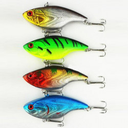 Swimbait Crankbait Fiskegrej Endegrej Bass Hook Fiskeri Tackle