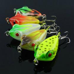 Swimbait Frog Lures Fishing Bait Bass Hook Fishing Tackle