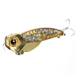 Drillinge Metallköder Klinge künstliche Köder für Bass Fishing