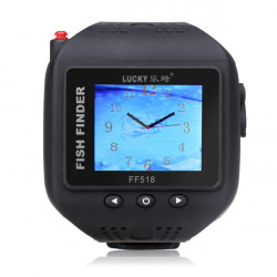 Wrist Watch Type Fish Finder Color Screen Wireless Lattice Fish Finder