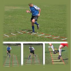 13 Rung 7M Geschwindigkeit Koordinationsleiter für Fußball Fußball Speed Training