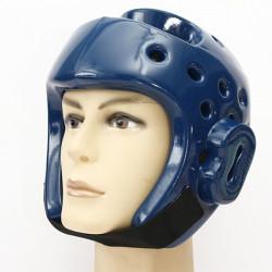 1stk Kickboxen Taekwondo Helm Kopfschutz S XL Blau