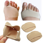 2PCS Sports Fitness Metatarsal Ball Sore Cushions Foot Pads Support Fitness & Body Building